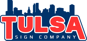 Tulsa Custom Signs logo 2 300x143