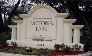 Address Signs Monument Foam 300x183